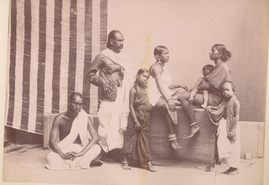 Natives of India in Singapore