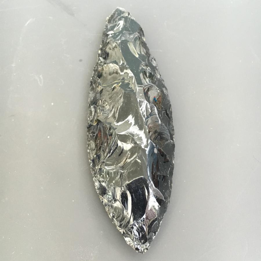 Admiralty Ialand Obsidian Spearhead