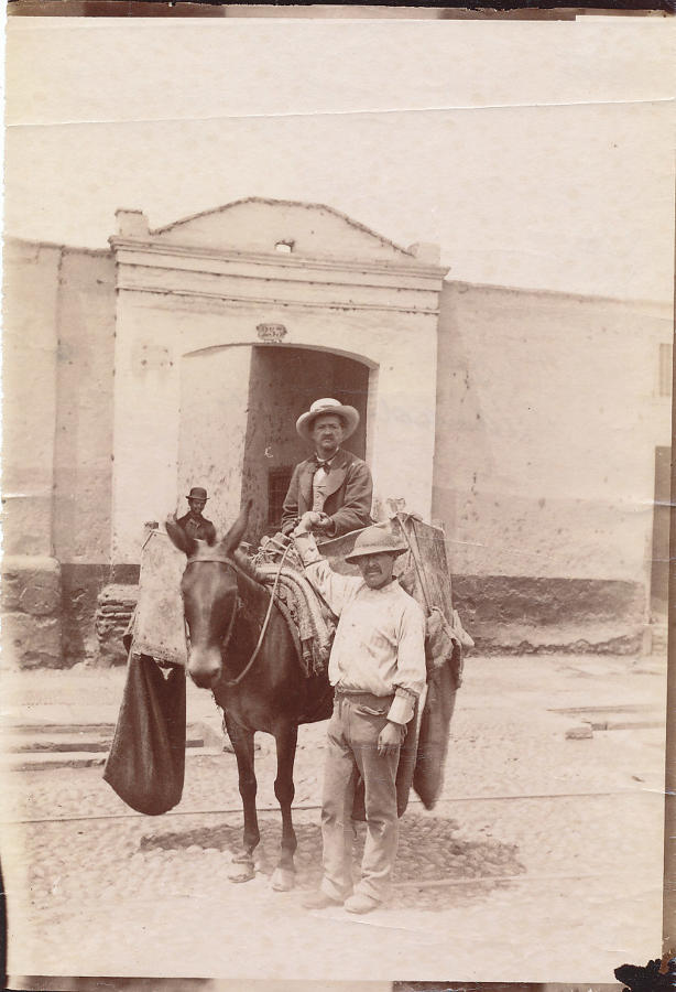 Gaucho South America C1890