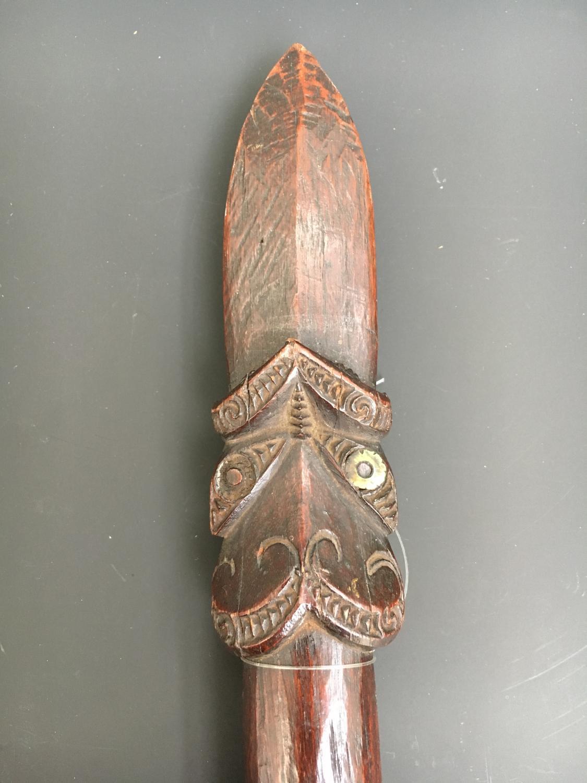 Maori Taiaha for Boy New Zealand
