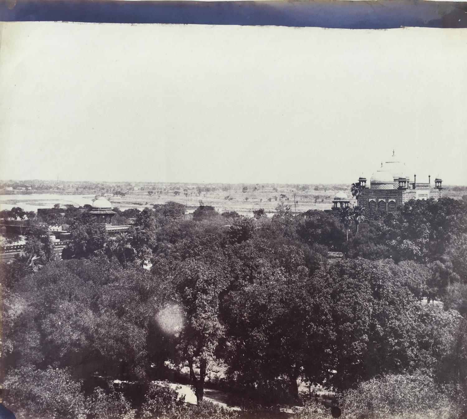 Agra India By Dr John Murray 1864