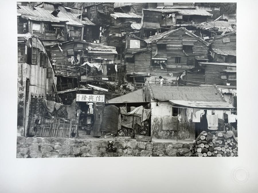 View of Hong Kong .Colin Jones 1961