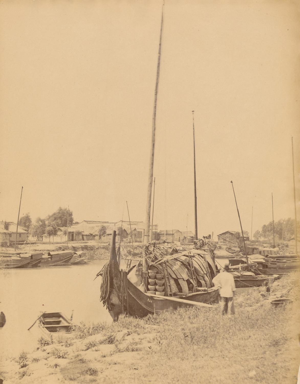 Spawn Boats Kiukiang ( JiuJiang ) China