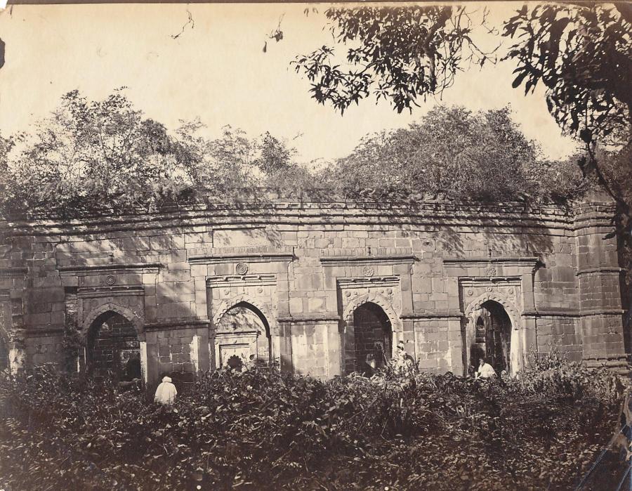 Sonah Musjid Pandua India, C1865