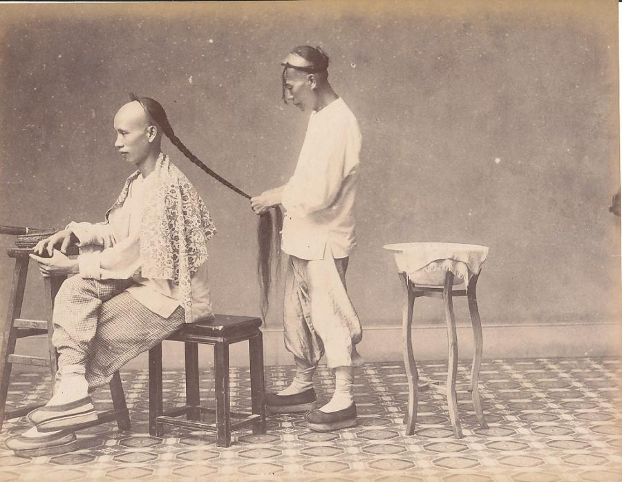 Barber Shanghai China C1870