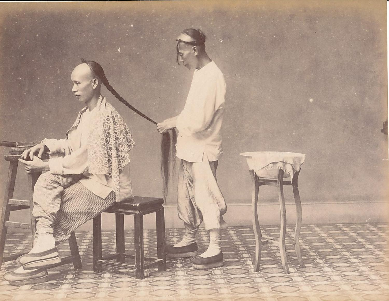 Barber Shanghai China C1870
