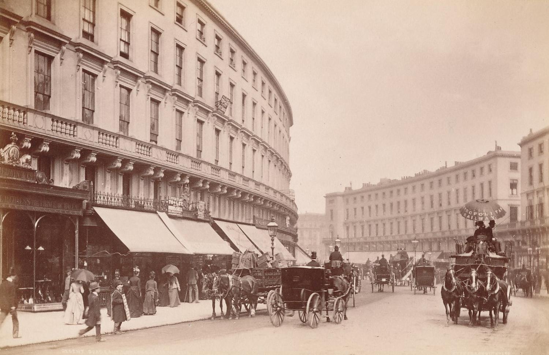 Regent Street London C1880