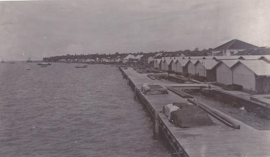 Port City Makassar Indonesia C1910