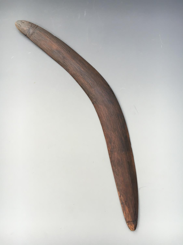 Australian Aboriginal Boomerang