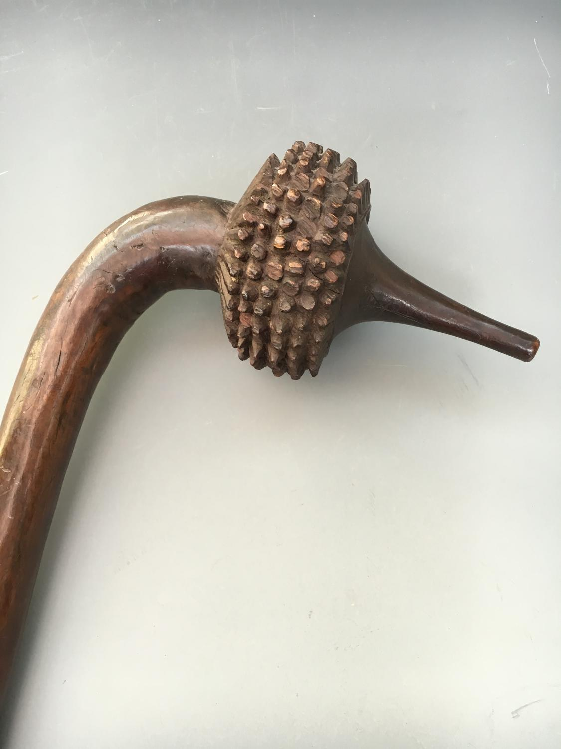 Fijian Pineapple Club ( Totokia ) Fiji 19th century