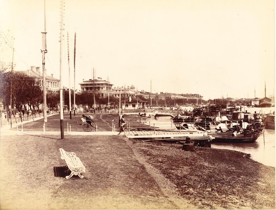 The Bund Shanghai China C1875