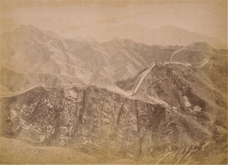 Great Wall Peking China C1875