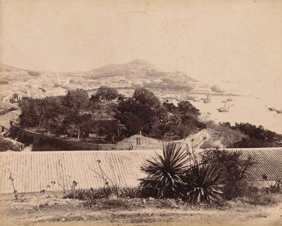 Macau Harbour View China C1875