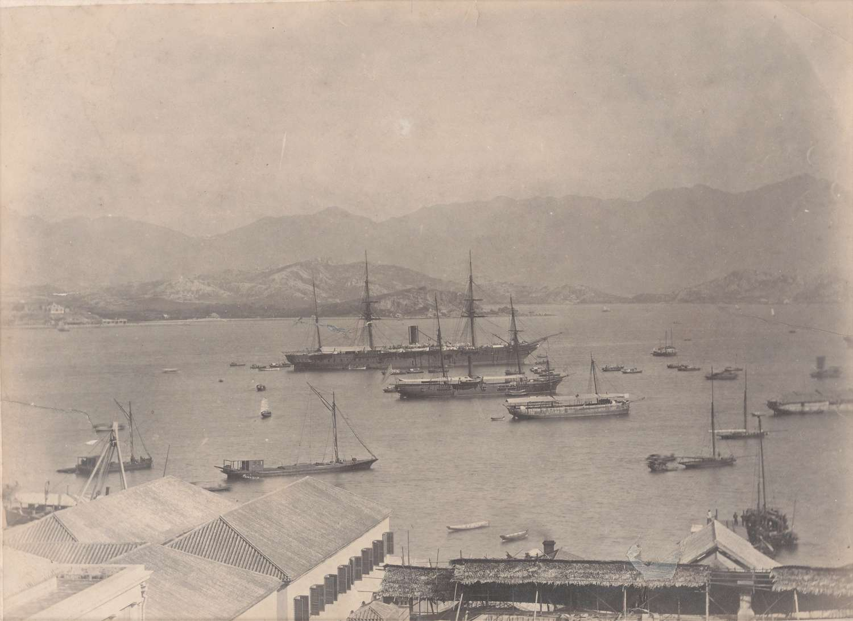 Hong Kong Harbour China, Att;Floyd C1869