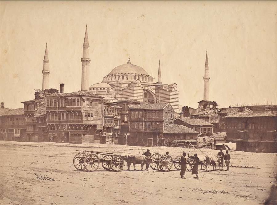 Constantinople, Turkey James Robertson C1855