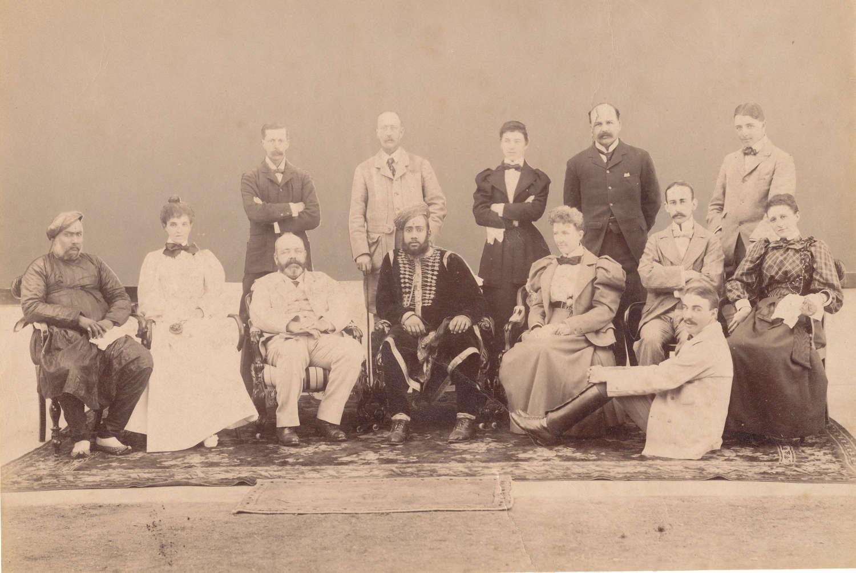 Queen Victoria's Household Staff at Osborne House. Abdul Karim