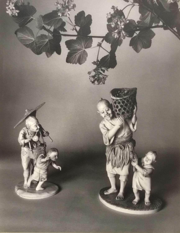 ' Chinese Ivories ' Margaret F. Harker. England 1946