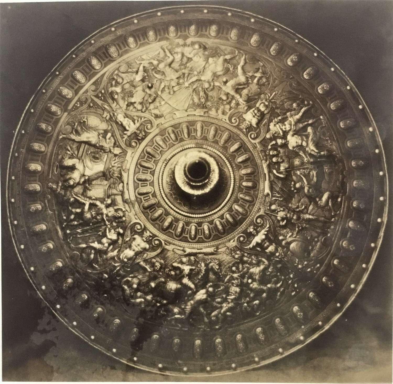 ' Shield ' Caldesi & Montecchi British 1857