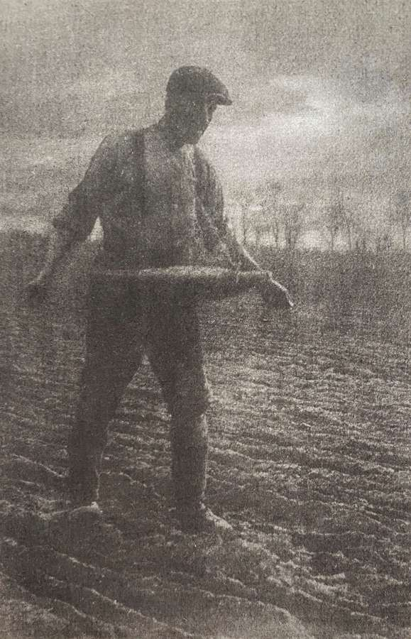The Sower By Alexander Wilson Hill Scotland C1925