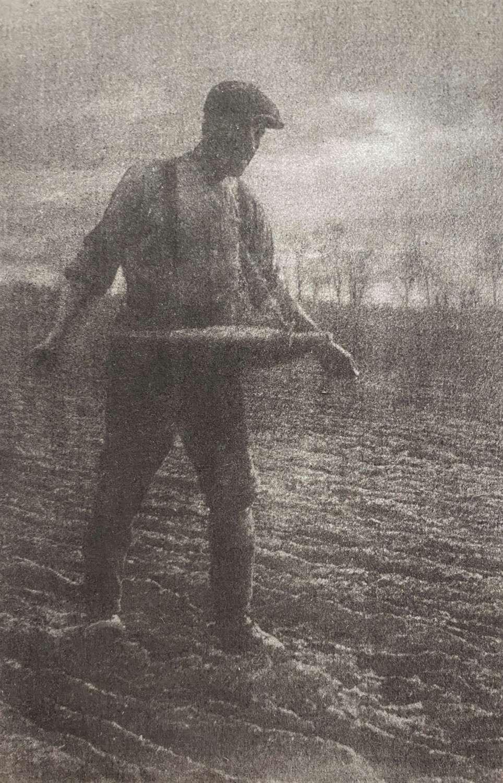 The Sower By Alexander Wilson Hill Scotland C1925