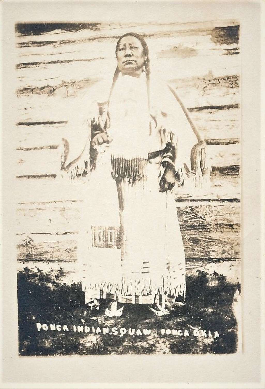 Original Photo of Native American Indian C1920 - 1930