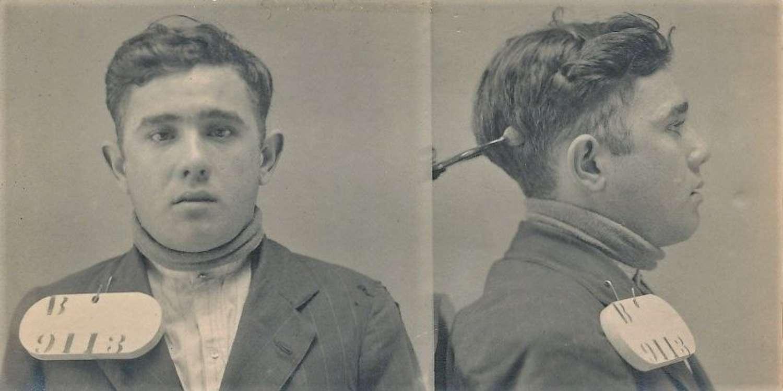 PhotoCriminal Mugshots C1910 U.S.A.