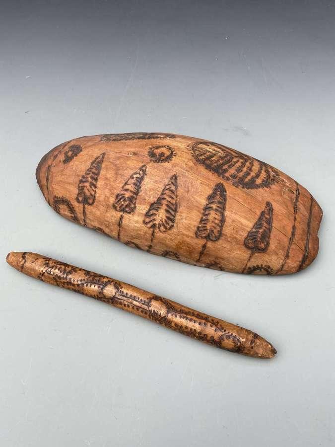 Aboriginal Coolamon  Australia